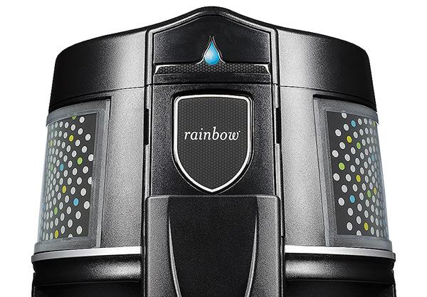 odkurzacz wodny rainbow